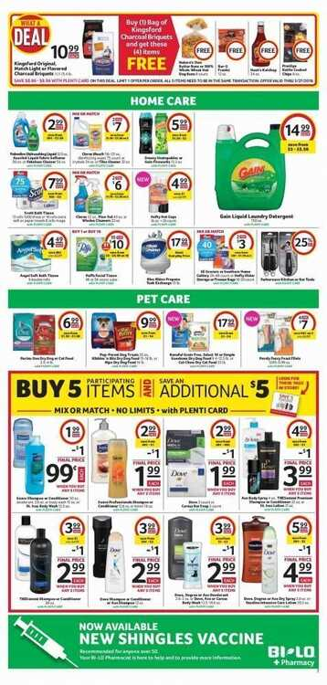 bilo weekly ad greenville sc 321 to 327 2018 Page 7 of 10