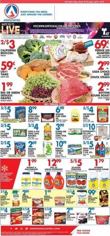 associated grocers louisiana weekly ad