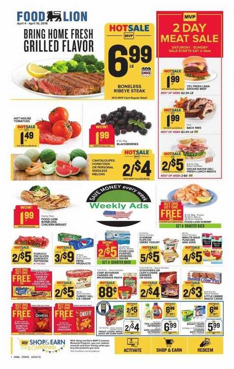 food lion weekly ad columbia sc