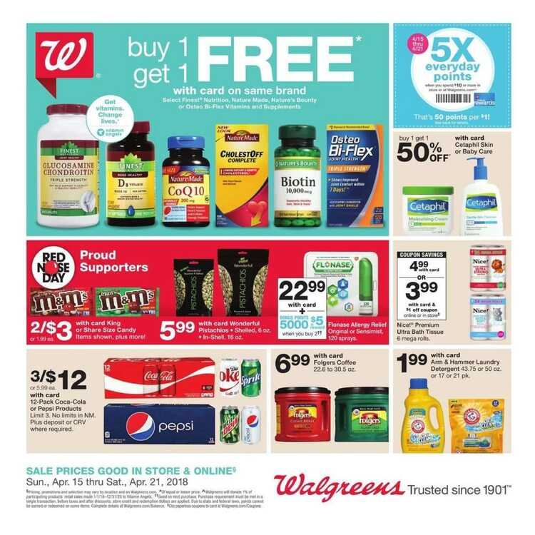 walgreens ad preview 4/15/18