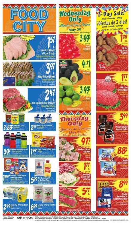 food city weekly ad knoxville tn valid to 6/5 2018