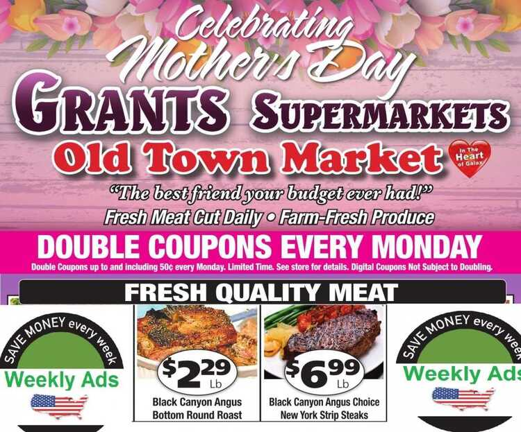grants grocery weekly ad 5/9