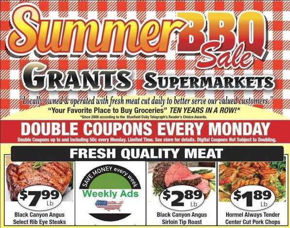 grants weekly ad all supermarket 6/12 to 6/15 2018