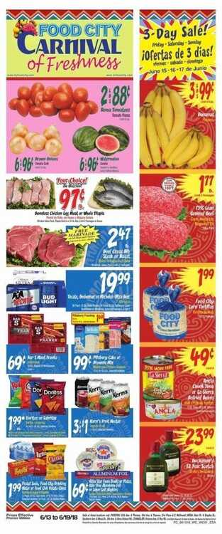 food city weekly ad 6/14 to 6/19