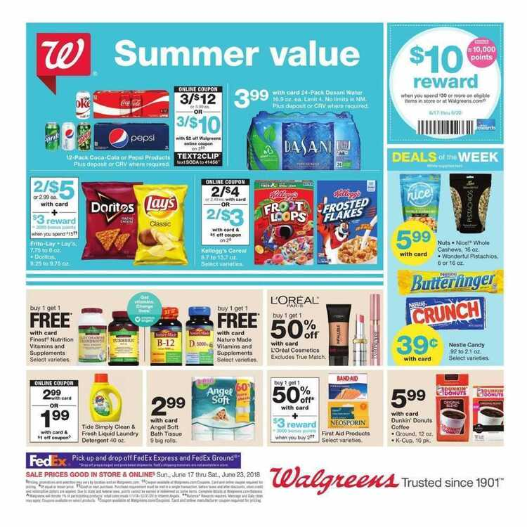walgreens weekly ad this week