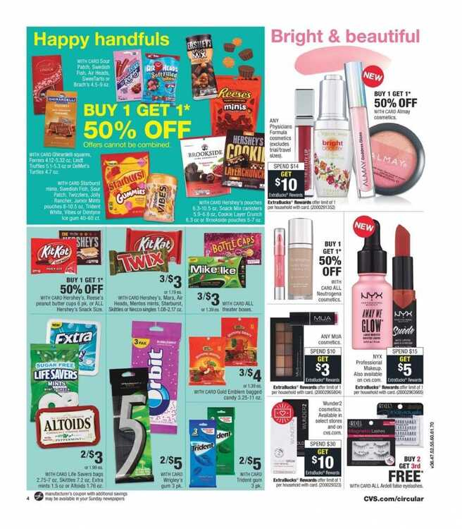 cvs weekly ad 7/15 to 7/21 2018 CVS Pharmacy