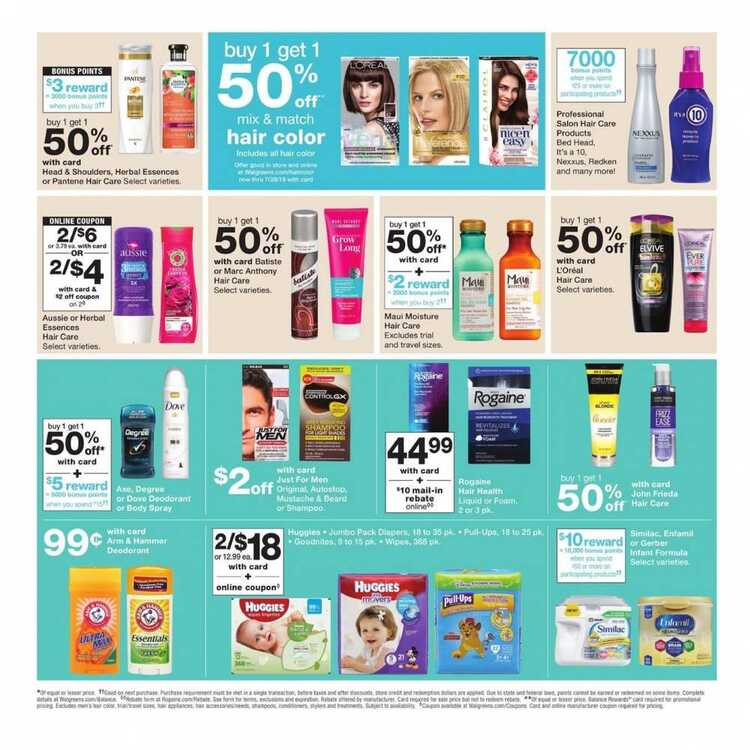 walgreens weekly ad 4th of july
