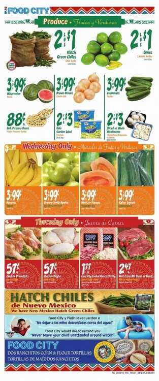 food city weekly ad el paso tx