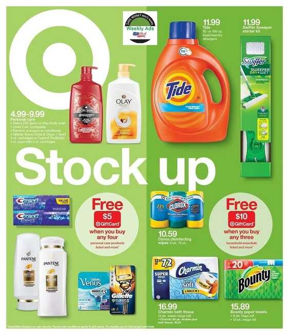 target weekly ad this week