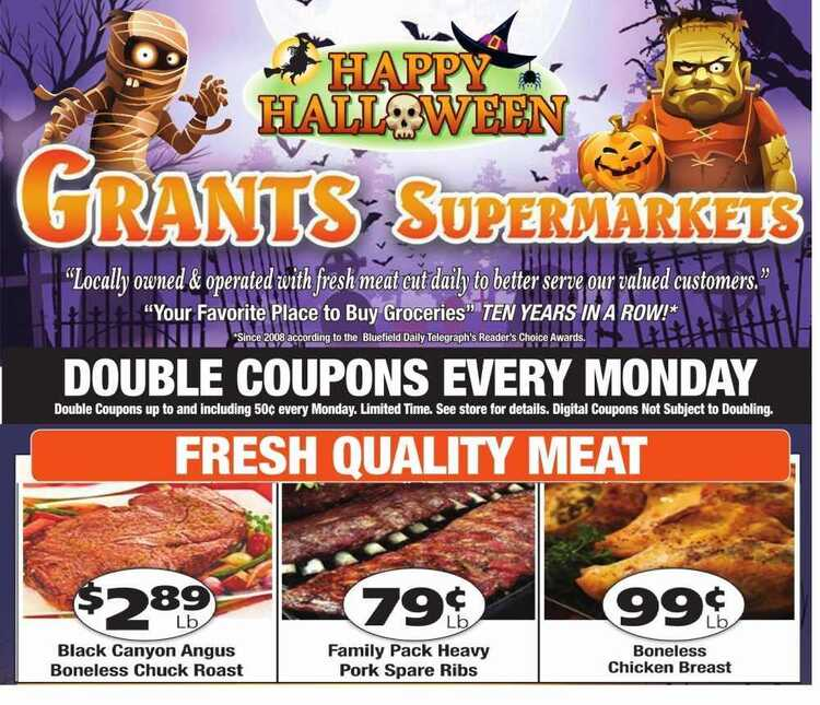 grants supermarkets weekly ad 10/27